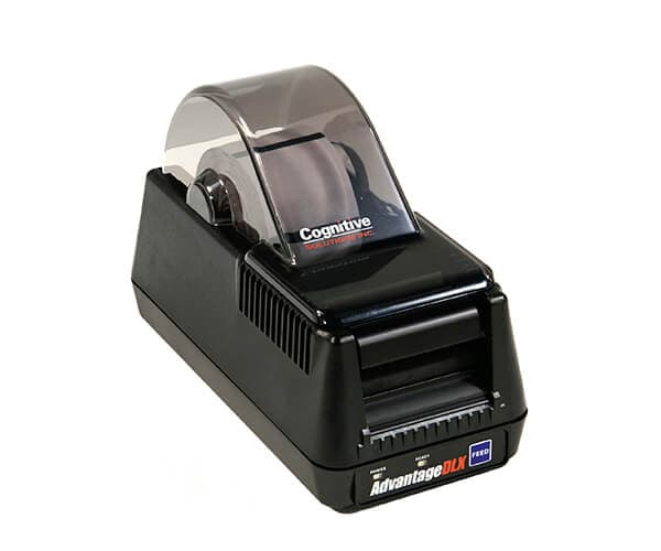 Blaster barcode printer