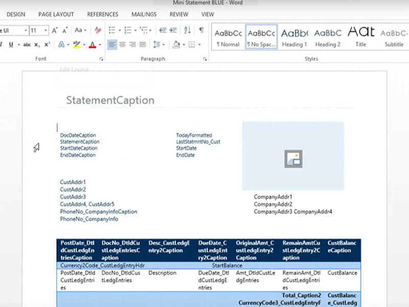 Guide to using Word templates in emails