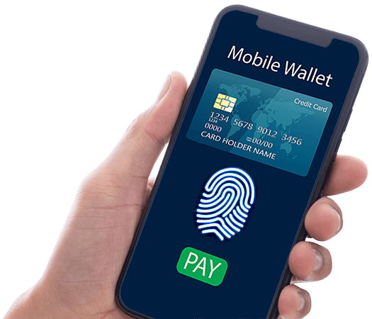 Integrated payments with mobile wallet