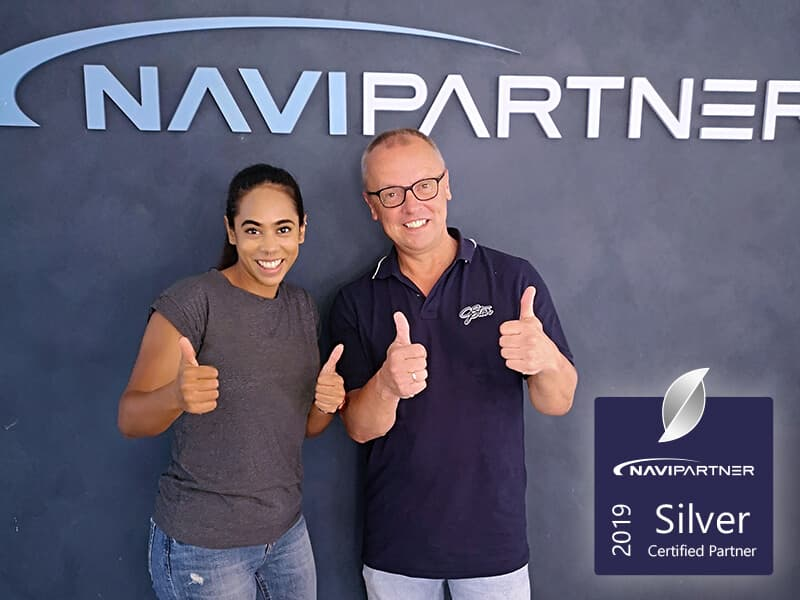 Xperit Solutions has achieved NaviPartner's Silver Partner status