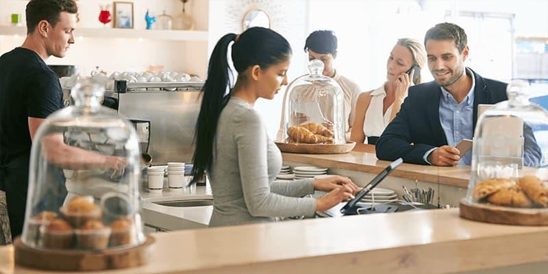 NP Restaurant. Cashier solution for cafe and restaurant.