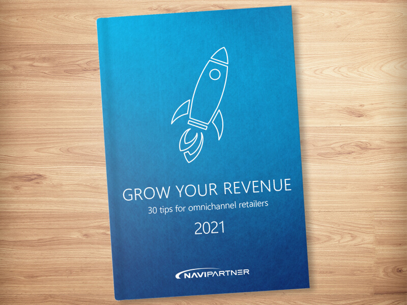 Book with 30 tips about revenue