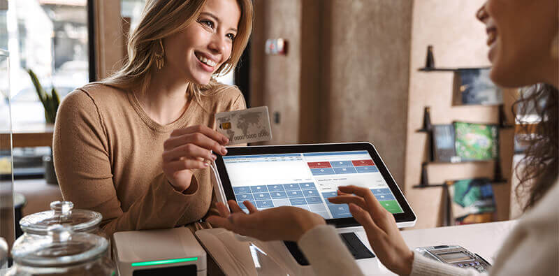 NP Retail POS-system i Norge