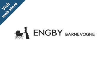 Engby Barnevogne logo