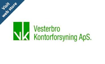 Vesterbro Kontorforsyning logo