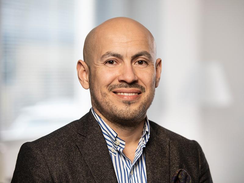 Erik Portocarrero Sales Manager NaviPartner